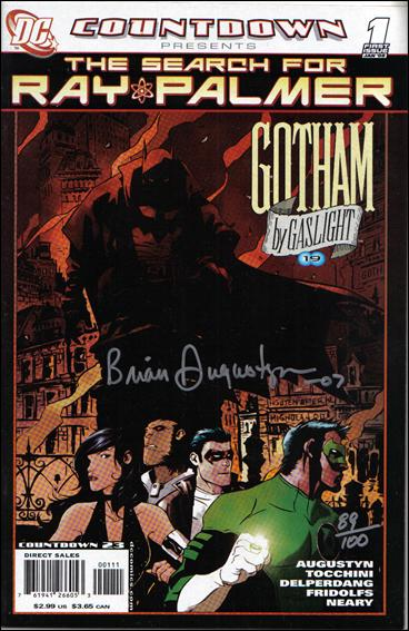 Countdown Presents: The Search for Ray Palmer: Gotham by Gaslight 1-B by DC
