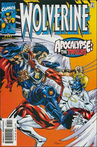 Wolverine (1988)  147-A by Marvel