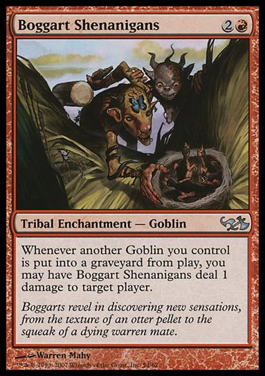 Magic the Gathering: Duel Decks: Elves vs. Goblins (Base Set)54-A by Wizards of the Coast