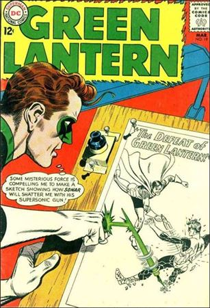 Green Lantern (1960) 19-A