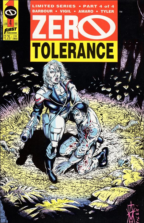 Zero Tolerance 4-A by First