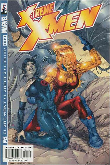 X-Treme X-Men (2001) 9-A by Marvel