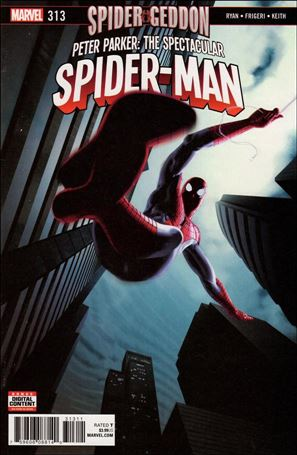 Peter Parker: The Spectacular Spider-Man 313-A