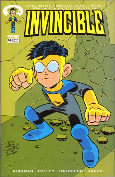 Invincible 98-B by Skybound Entertainment