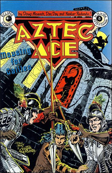 Aztec Ace 8-A by Eclipse