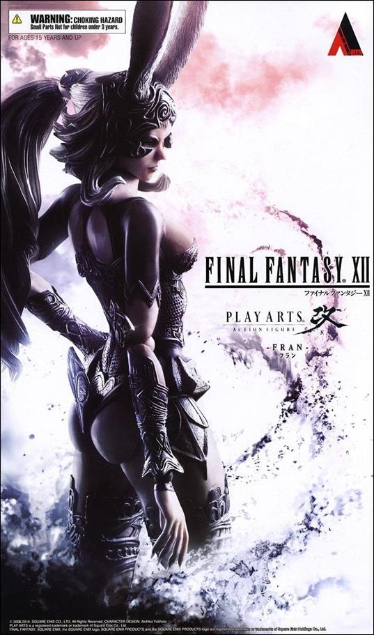 Final Fantasy XII (Play Arts ~ Kai)  Fran