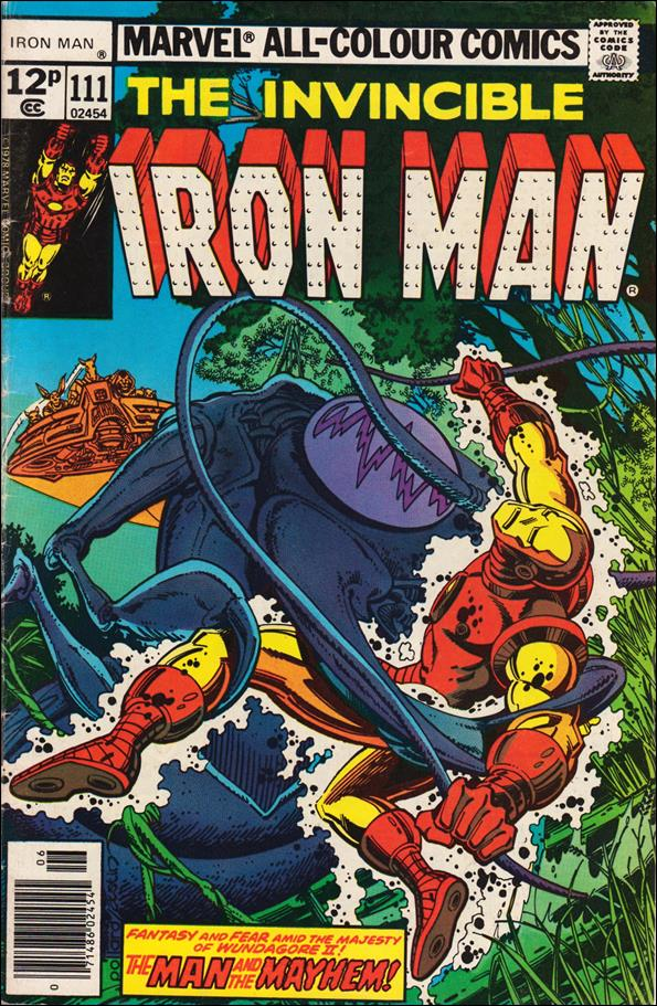 Iron Man (1968) 111-B by Marvel
