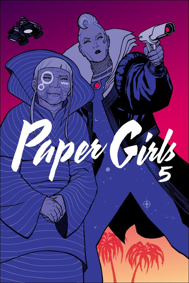 Paper Girls 5-A by Image