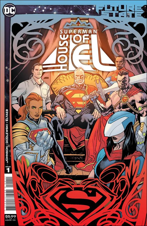 Future State: Superman - House of El 1-A by DC