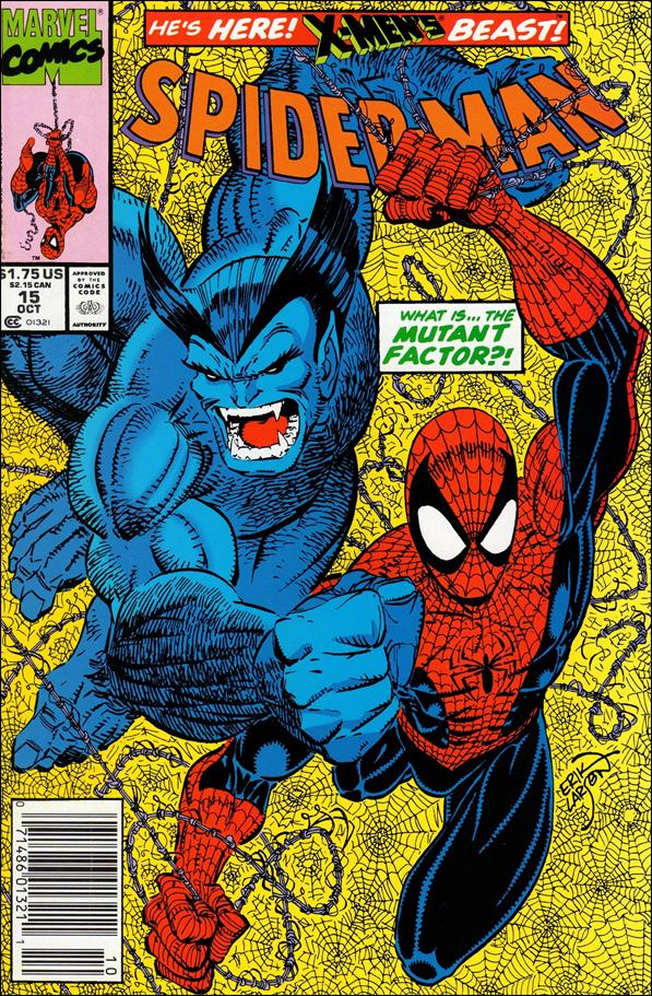 Spider-Man (1990) 15-A by Marvel