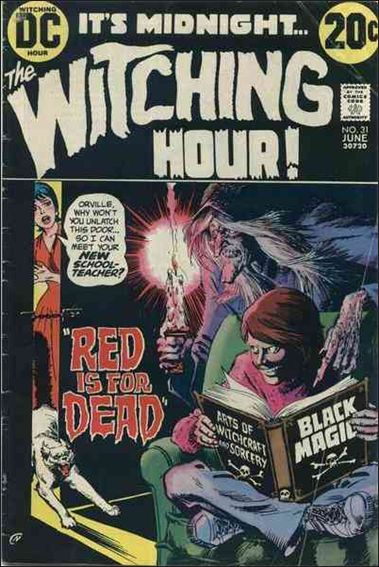 Witching Hour (1969) 31-A by DC