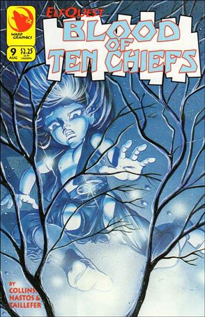 Elfquest: Blood of Ten Chiefs 9-A
