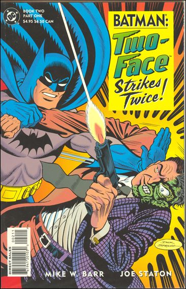 Batman: Two-Face Strikes Twice 2-A by DC