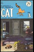 Adventures of Fat Freddy's Cat 3-A