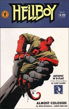 Hellboy: Almost Colossus 2-A