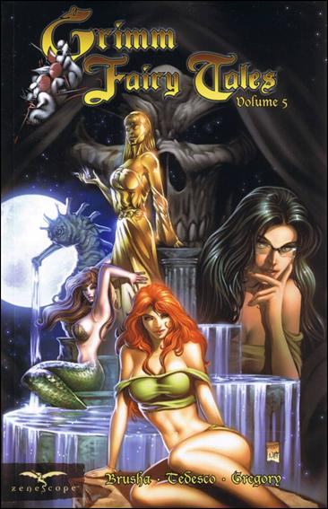 Grimm Fairy Tales 5-A by Zenescope Entertainment