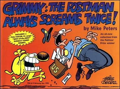 Grimmy: The Postman Always Screams Twice 1-A by Tor Books