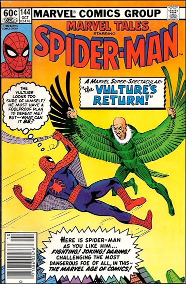 Marvel Tales (1966) 144-A by Marvel