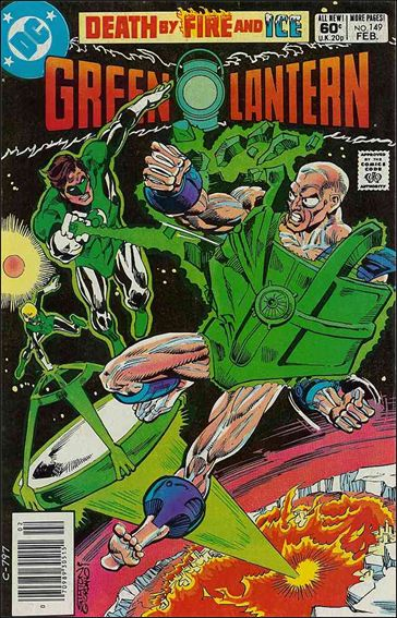 Green Lantern (1960) 149-A by DC