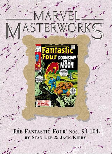 Marvel Masterworks: The Fantastic Four 10-B by Marvel