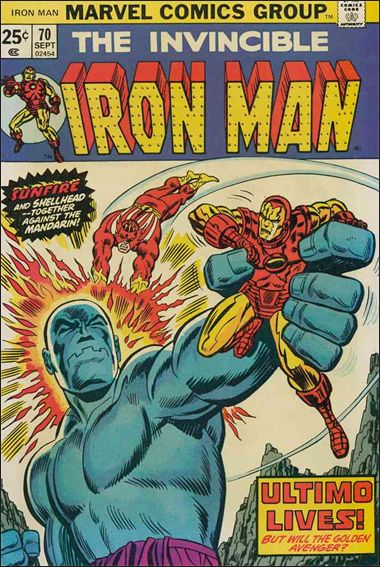 Iron Man (1968) 70-A by Marvel