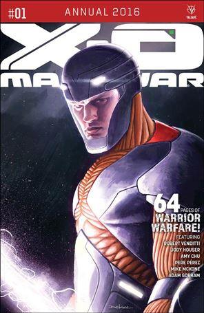 X-O Manowar Annual 2016 1-D
