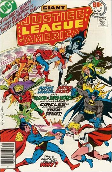 Justice League of America (1960) 148-A by DC