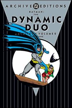 Batman: The Dynamic Duo Archives 2-A by DC