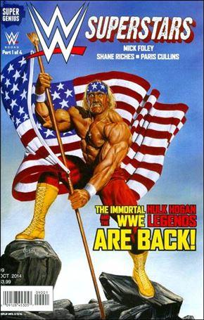WWE Superstars 9-B