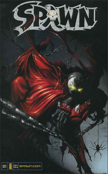 Spawn 121-A by Image