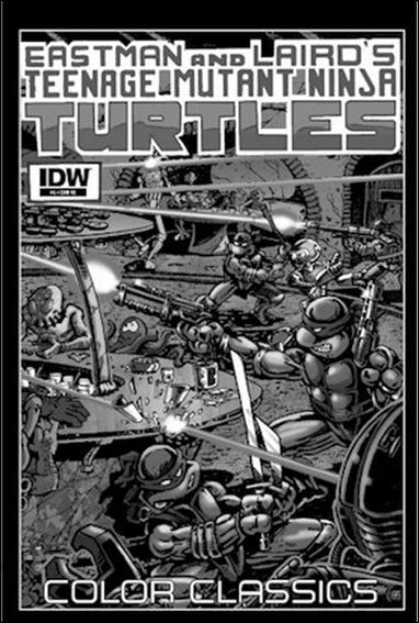 Teenage Mutant Ninja Turtles Color Classics  5-B by IDW