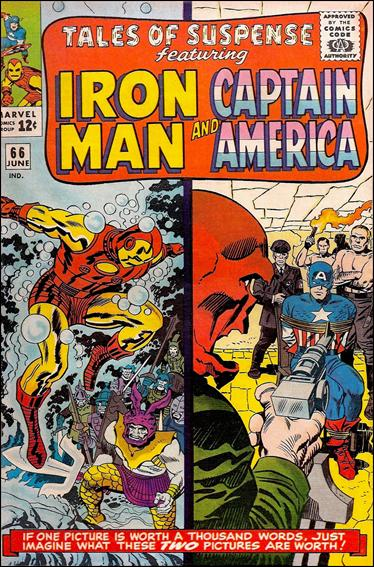 Tales of Suspense (1959) 66-A by Marvel