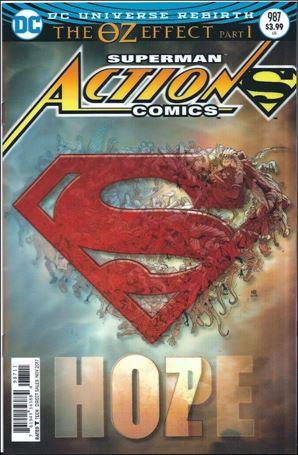 Action Comics (1938) 987-A