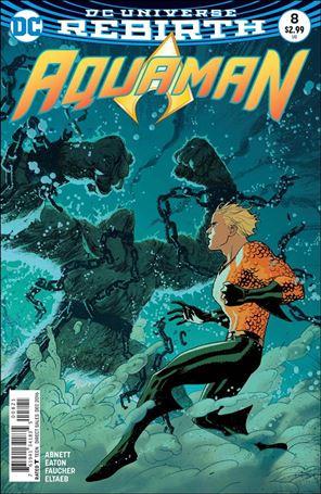 Aquaman (2016) 8-B