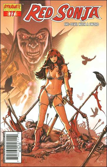 Red Sonja (2005) 17-D by Dynamite Entertainment