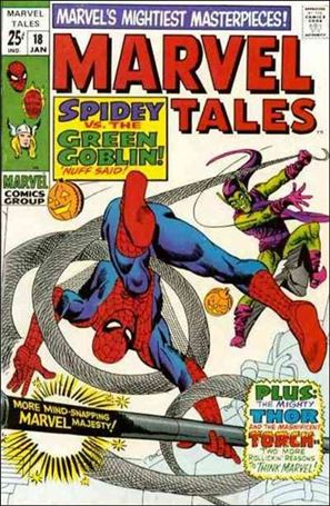 Marvel Tales (1966) 18-A