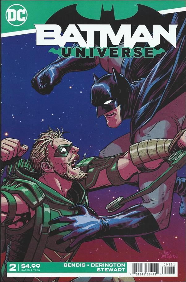 Batman Universe 2-A by DC
