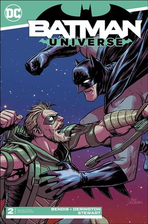 Batman Universe 2-A