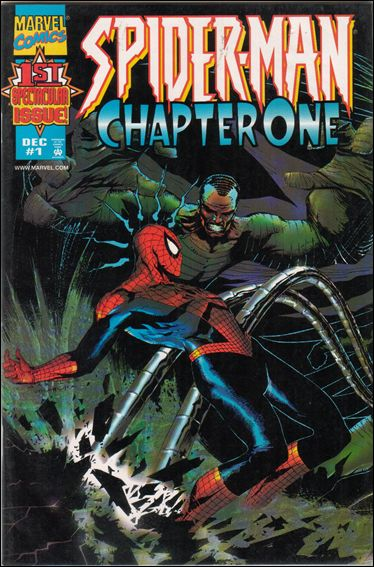 Spider-Man: Chapter One 1-B by Marvel