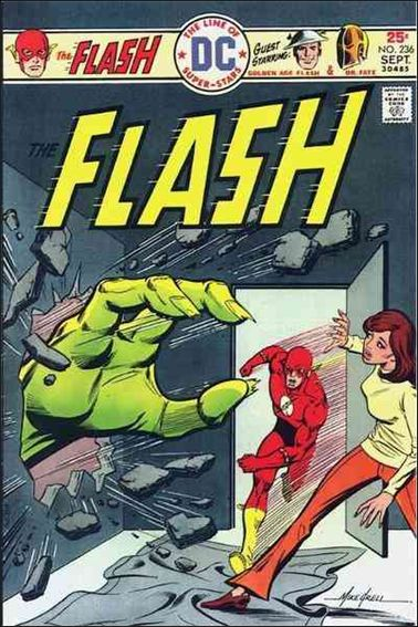 Flash (1959) 236-A by DC