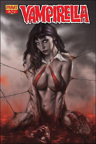 Vampirella (2010) 30-B by Dynamite Entertainment