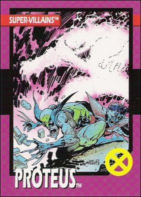 X-Men: Series 1 (Base Set) 44-A by Impel
