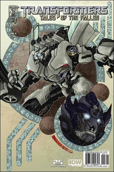 Transformers: Tales of the Fallen 2-A by IDW