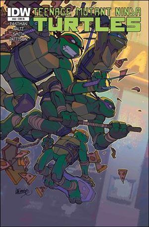 Teenage Mutant Ninja Turtles (2011) 48-D