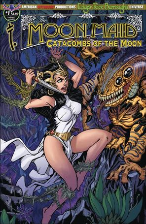 Edgar Rice Burroughs' Moon Maid: Catacombs of the Moon 1-B