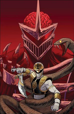 Mighty Morphin Power Rangers 24-D