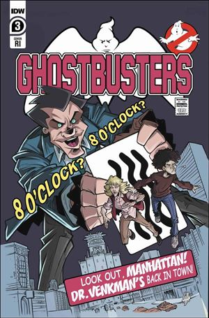 Ghostbusters: Year One 3-C