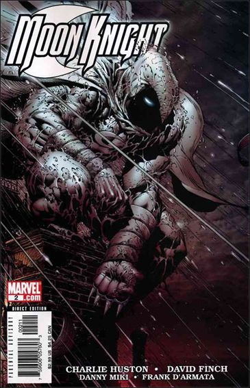 Moon Knight (2006) 2-A by Marvel