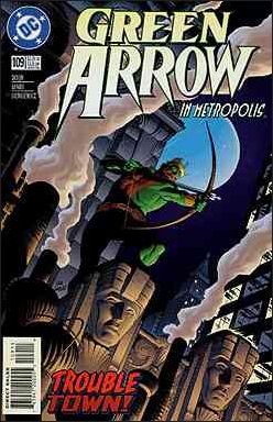 Green Arrow (1988) 109-A by DC