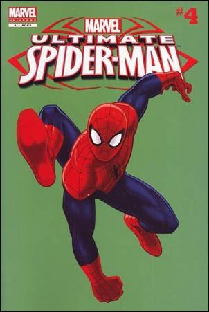 Marvel Universe Ultimate Spider-Man Comic Reader  4-A by Marvel